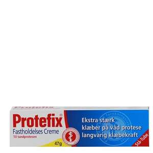 Protefix fastholdelsescreme