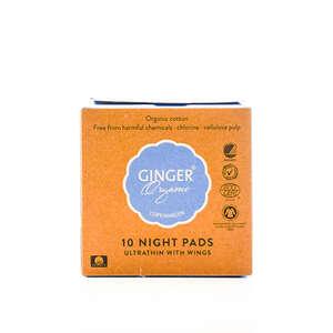 GingerOrganic Natbind
