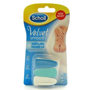 Scholl Electro. nail care refi