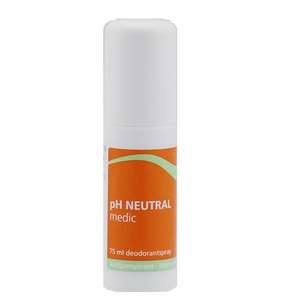 Ph neutral antipersp.spray