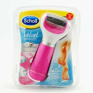 Scholl Pink Elektronisk Fodfil