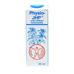 Physio-jhp olie