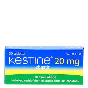 Kestine 20 mg