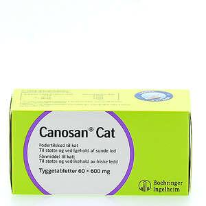 Canosan til kat 600 mg