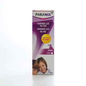 Paranix Spray m/ lussekam