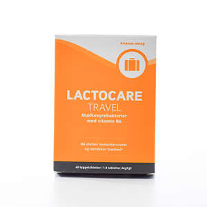 Lactocare Travel B6 Vitamin