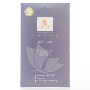 Miqura anti age sheet mask