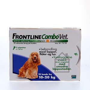 Frontline combo hund 10-20 kg