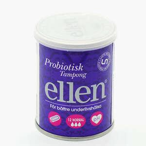 Ellen Probiotisk tampon normal