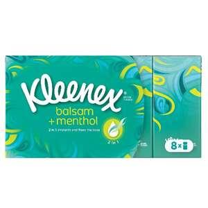 Kleenex Balsam lommetørklæder