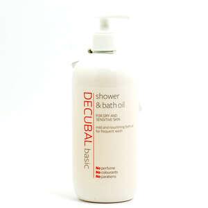Decubal shover&bath oil