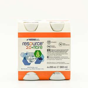 Resource 2.0+ Fibre Vanille