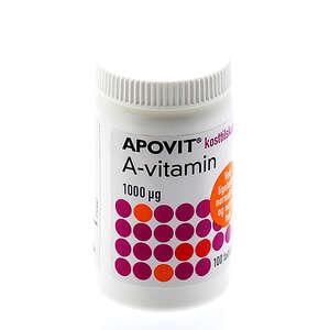 Apovit A-vitamin 1000 ug