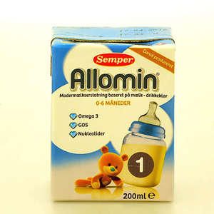 Allomin 1 ready to drink