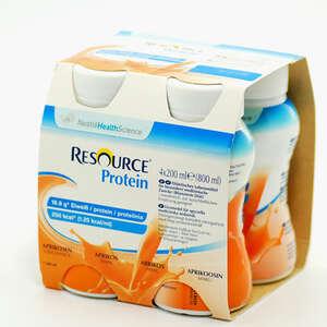Resource Protein Abrikos