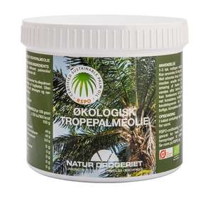 Palmeolie (Økologisk)