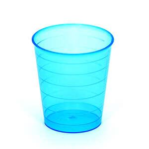 Medicinmål m/grad 30 ml blå