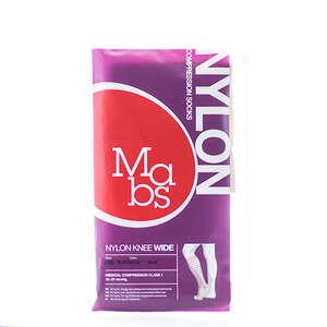 Mabs Nylon Knee Wide beige M