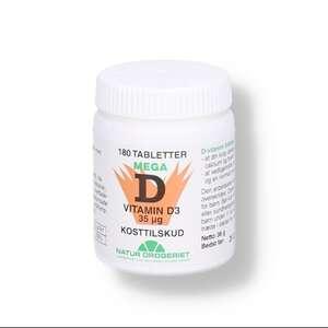 Mega D3 vitamin 35 µg