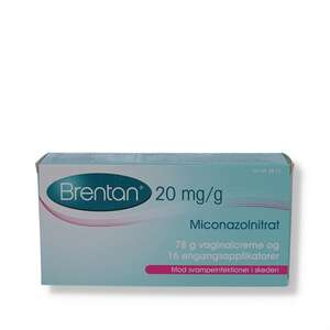 Brentan 20 mg/g
