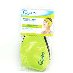 Quies Earband Neopren pandeb L