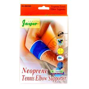 Jasper tennisalbuebandage M