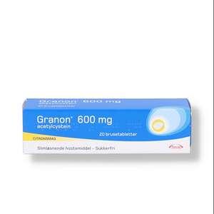 Granon 600 mg