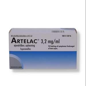 Artelac 3,2 mg/ml