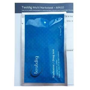 TestDig Multi Narkotest MN10