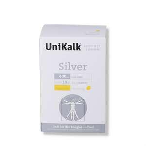 Unikalk Silver tygge