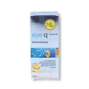 Eye Q Olie EPA+DHA