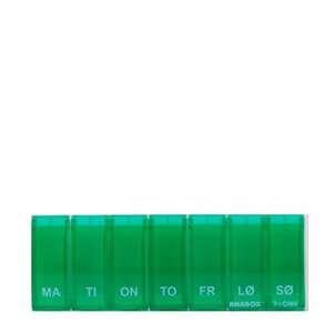 Anabox doseringsæske 7 i 1