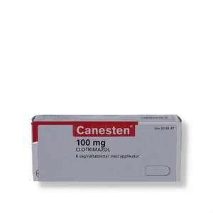 Canesten vag 100 mg