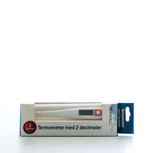 Seagull Termometer m/2 dec.