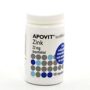 Apovit Zink 22 mg