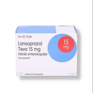 "Lansoprazol ""Teva"" 15 mg"