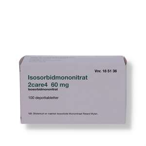 "Isosorbidmononitrat ""2Care4"""