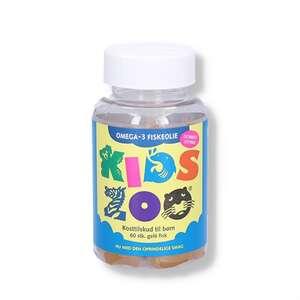 Kids Zoo Omega-3 Stærk