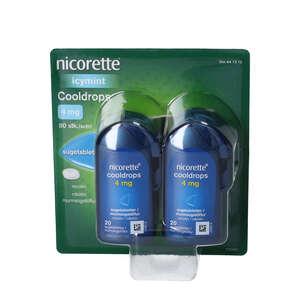 Nicorette Cooldrops 4 mg