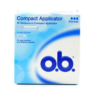 o.b. Compact Applikator normal