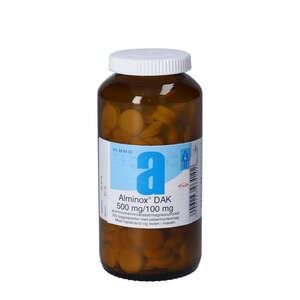 "Alminox ""DAK"" 500 mg + 100 mg"
