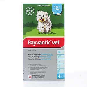 Bayvantic vet hunde 4-10 kg