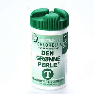 Chlorella »Den grønne perle« tabletter