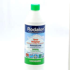Rodalon udendørs brug