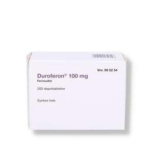 Duroferon 100 mg