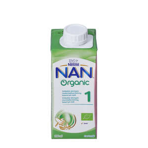 NAN Organic 1 Drikkeklar