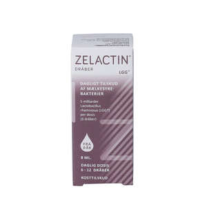 Zelactin Dråber