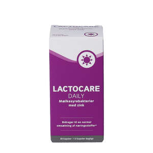 Lactocare DAILY Kapsler