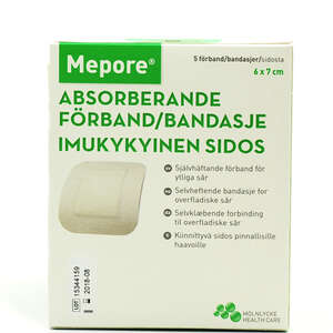 Mepore Forbinding
