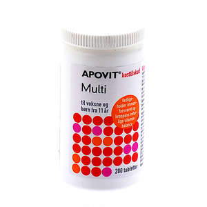 Apovit Multi tabletter